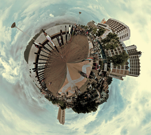 Polar Panorama Effect v1